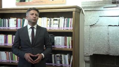 Karadenizli edebiyatçıların hatırası müze kütüphanede yaşatılacak - TRABZON