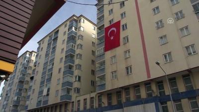 Mardin'deki terör saldırısı - Şehit Uzman Çavuş Muhammet Çoban'ın babaevi - ÇORUM