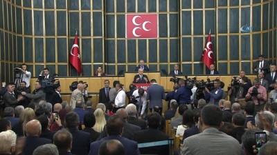 MHP Lideri Bahçeli: ' Yargı sahası da Türkiye olmalıdır'