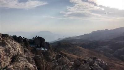PKK'lı teröristlerin kullandığı 22 barınak imha edildi - SİİRT
