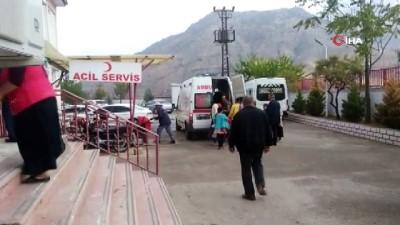 Sason'da 29 öğrenci gıda zehirlenmesi şüphesiyle hastaneye kaldırıldı