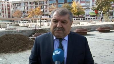 Sivas Vakıflar Bölge Müdürü Cemal Karaca: 'Sivas kalesinden başlayan bu tünellerin bağlantıları olduğunu düşünüyoruz'