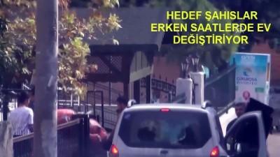 Suç örgütü 'polise yakalanmamak' için 'muska' yazdırmış - ADANA