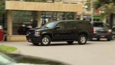 - ABD Ulusal Güvenlik Danışmanı Bolton, Azerbaycan Dışişleri Bakanı Memmedyarov İle Görüştü