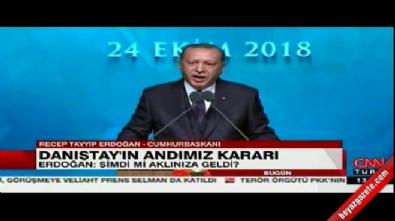 recep tayyip erdogan - Cumhurbaşkanı Erdoğan'dan Danıştay'a 'Öğrenci Andı' tepkisi