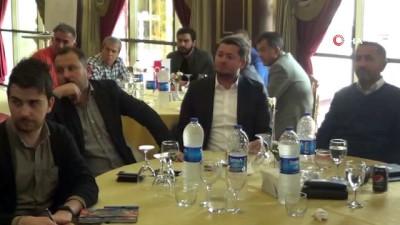 Ege İhracatçı Birlikleri Balıkesir'de iş adamları ile buluştu