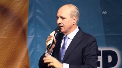 Kurtulmuş: 'AK Parti reformların partisi' - MERSİN