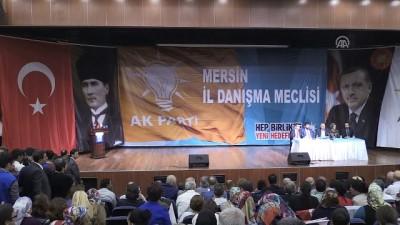 Kurtulmuş: 'İnşallah 2019'da Mersin AK belediyecilikle tanışacak' - MERSİN
