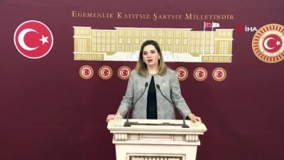 MHP İstanbul Milletvekili Arzu Erdem:'Kadınlara, SGK girişinden önceki doğumları için de borçlanma imkanı getirilmeli'
