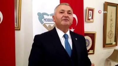 Mobing ile Mücadele Derneği Genel Başkanı İşman: 'Türkiye'de 9 milyon 600 bin kişi mobinge maruz kalıyor'