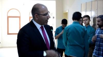 Sanal gerçeklik Arapça dil sınıfı açıldı - KARAMAN