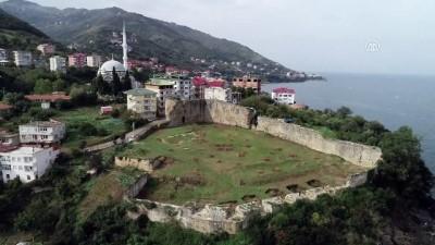 arkeolojik kazi - 700 yıllık Akçakale restorasyona hazırlanıyor - TRABZON