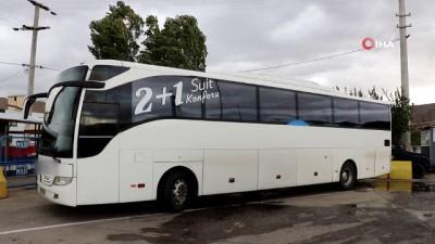 Ankara hayalleri Sivas'ta son buldu...Yurda kaçak yollarla giriş yapan 27 göçmen yakalandı