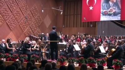 Ankaralı 'Üç Büyükler' Cumhuriyet Bayramı konserinde
