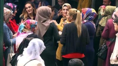 kutuphane - Diyarbakır'da 'Hanımlar lokali ve spor merkezi' açılışı