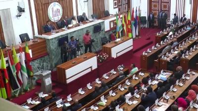 Etiyopya'nın ilk kadın cumhurbaşkanı Sahle-Work Zewde oldu - ADDİS ABABA