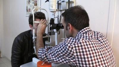 'Göz sağlığı için çocuklara açık havada aktivite yaptırın' önerisi - ORDU