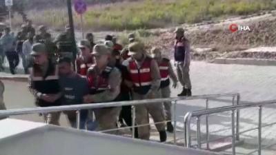 Hatay'da insan kaçakçılığı şebekesine operasyonda 13 tutuklama
