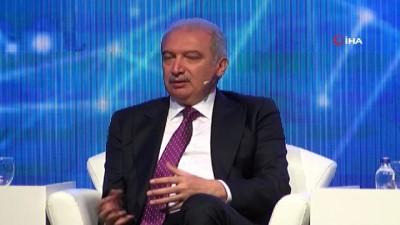İBB Başkanı Mevlüt Uysal, Dijital Şehircilik Zirvesi'ne katıldı