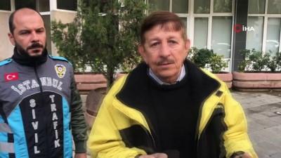 Osmanbey'de ortalığı birbirine katan taksiciler yakalandı