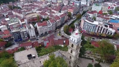Tarihi saat kulesindeki yılların ayıbı düzeltilecek