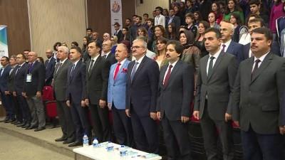 maneviyat - Ulusal Antalya Sosyal Bilimler Öğrenci Sempozyumu - ANTALYA
