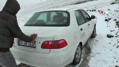 Doğu'da kar, köy yollarını ulaşıma kapattı