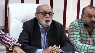 Her Açıdan - Elazığspor'da başkan ve yönetim istifasını açıkladı - ELAZIĞ