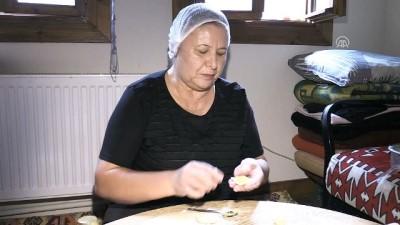 Kafkas geleneklerini 'kültür evi'nde yaşatıyorlar - ESKİŞEHİR