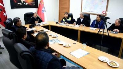 Trafikte yeni dönem başladı: Kırıkkale'de STK'lar bilgilendirildi
