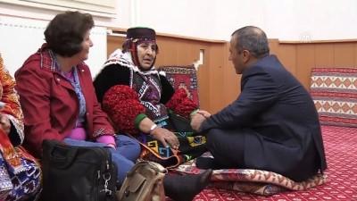 Tunceli'de 'Uluslararası Sarı Saltık Ocağı Çalıştayı'