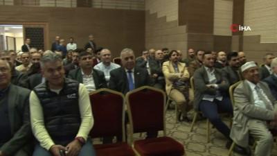 is insanlari -  Türk ve Arap iş adamları MÜSİAD'da buluştu