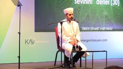 Yıldırım: 'İmam Maturidi, günümüz ifadesiyle Müslümanların aydınlanma döneminin öncülerindendir'- ANKARA