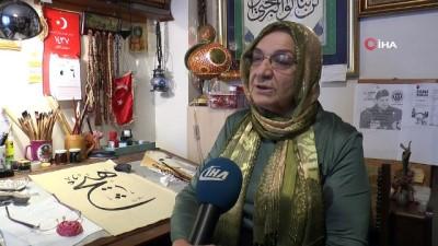 10 yıl boyunca Ümraniye'den Zeytinburnu'na kursa gitti kanseri yendi