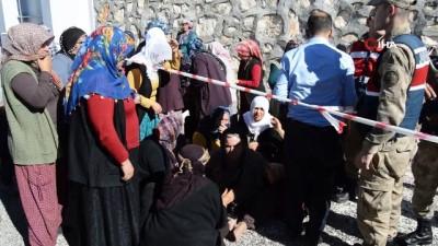 agir yarali -  Adıyaman'da feci kaza : 1 ölü, 4 ağır yaralı