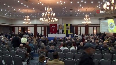 Fenerbahçe Yüksek Divan Kurulu başladı