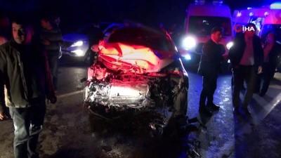 agir yarali -  Kocaeli'deki feci kazada ölü sayısı 5'e yükseldi
