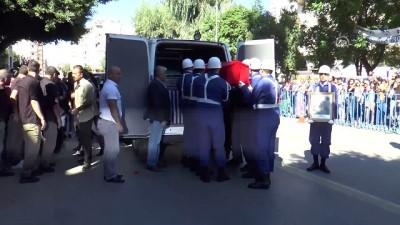 cenaze araci - Şehit Uzman Çavuş Asım Türkel'in cenazesi toprağa verildi - MERSİN