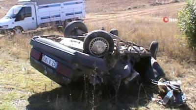 3 araç kazaya karıştı: 1 ölü, 5 yaralı