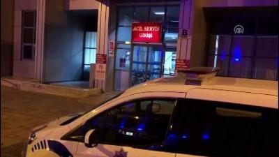 agir yarali - Çalıntı motosiklet evin duvarına çarptı: 2 yaralı - BURDUR