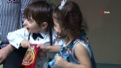 Kısırlık teşhisi konulan kadın ikiz bebek sahibi oldu