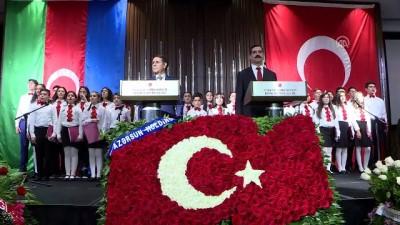 Azerbaycan'da Cumhuriyet Bayramı resepsiyonu - BAKÜ