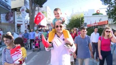 - KKTC'de Cumhuriyet Bayramı Coşkusu