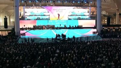 Yeni havalimanının açılış töreni başladı - İSTANBUL