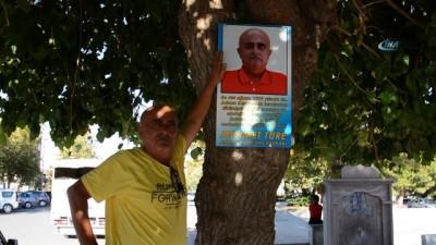 hassasiyet -  26 yıl önce diktiği ağaca adı verildi