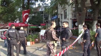 silahli kavga -  Aksaray'da silahlı kavga: 2 kişi yaralı