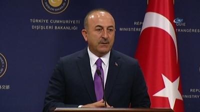 Bakan Çavuşoğlu: 'Ne ben ne de Cumhurbaşkanı Erdoğan Nazi yorumunda bulunmadı'