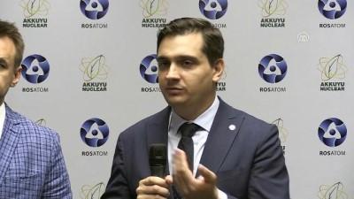 Dedusenko: 'Türkiye Cumhuriyeti'nin 100. yıl dönümünde üretim yapmayı hedefliyoruz' - MERSİN
