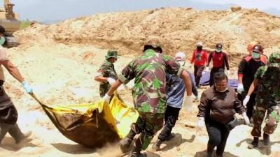 kimlik tespiti - Endonezya'daki depremde morglarda yer kalmadı - PALU