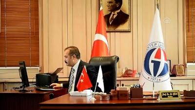 Güvenli bölgenin ilk meslek yüksekokulu açıldı - GAZİANTEP
